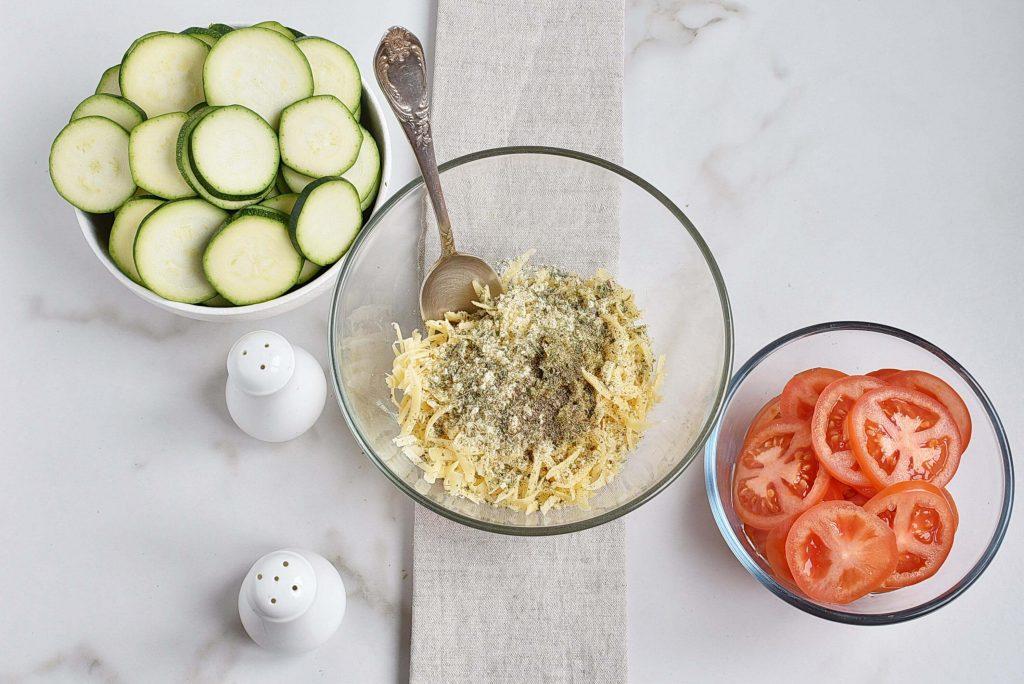Tomato Zucchini Casserole recipe - step 2