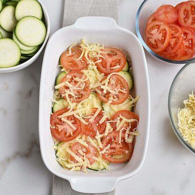 Tomato Zucchini Casserole recipe - step 3