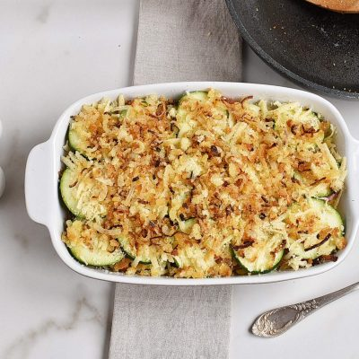 Tomato Zucchini Casserole recipe - step 4