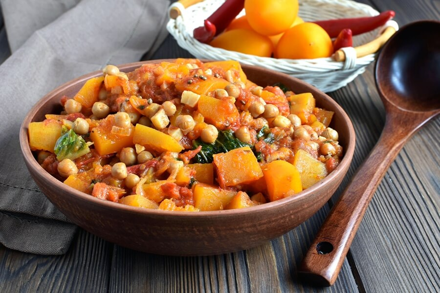 Vegetarian Winter Recipes