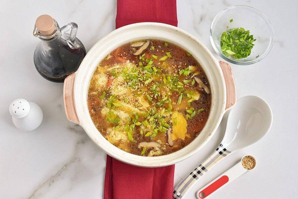 Zosui – Japanese Rice Soup recipe - step 7