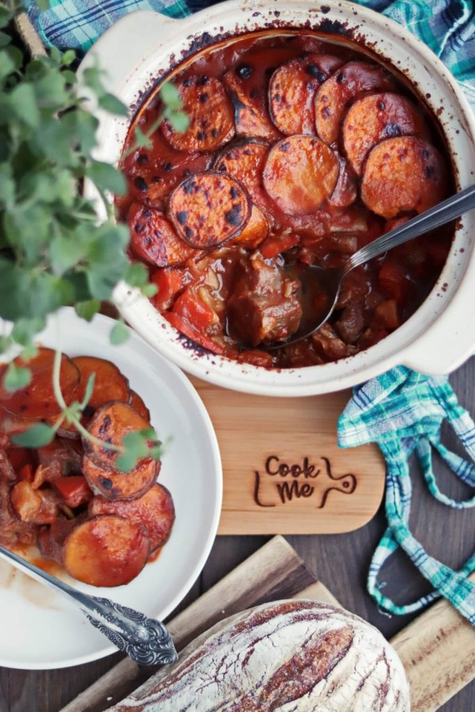 Beef and Root Veg Hot Pot