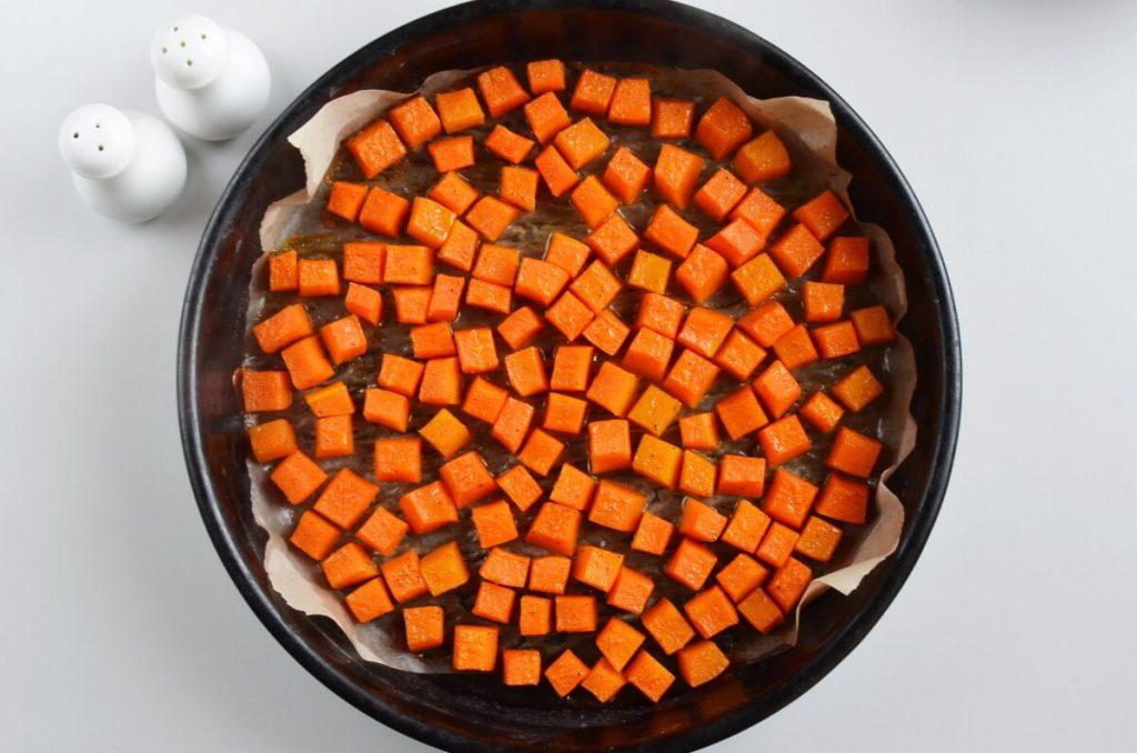 Butternut Squash Quinoa Salad with Pumpkin Seeds recipe - step 4