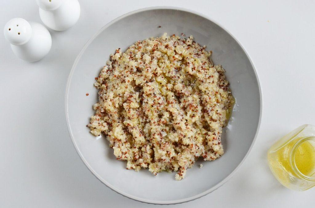 Butternut Squash Quinoa Salad with Pumpkin Seeds recipe - step 6
