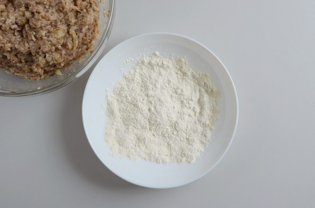 Chicken and Mushroom Patties (Russian Kotlety) recipe - step 3