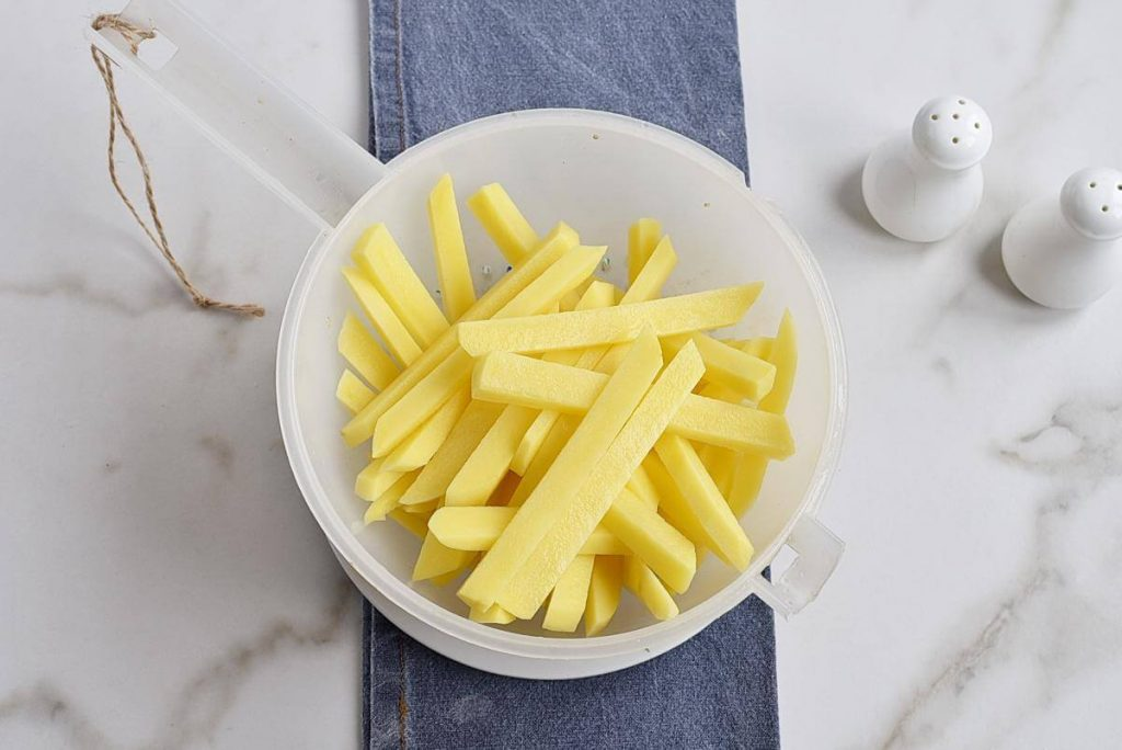 Classic British Fish and Chips recipe - step 2
