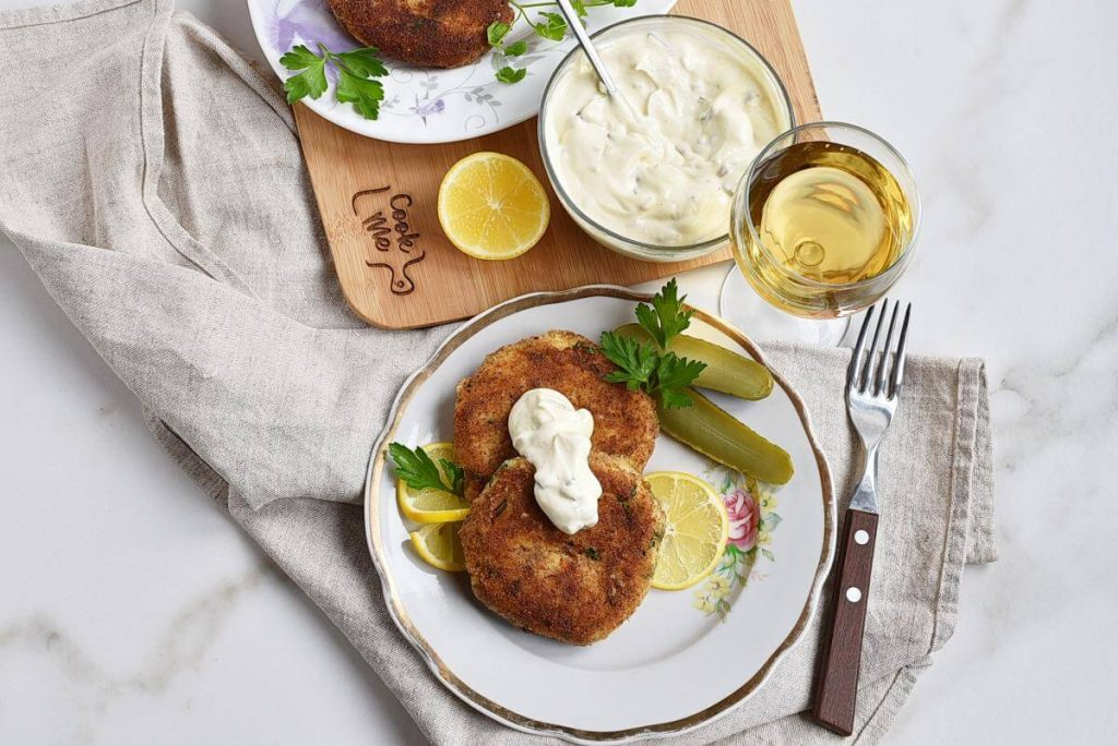 How to serve Classic Fish Cakes