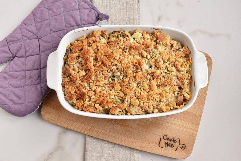 Classic Tuna Noodle Casserole recipe - step 10