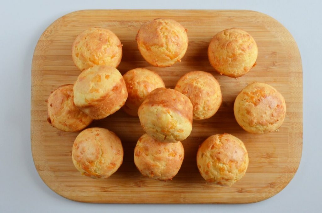 Cottage Cheese Muffins recipe - step 7