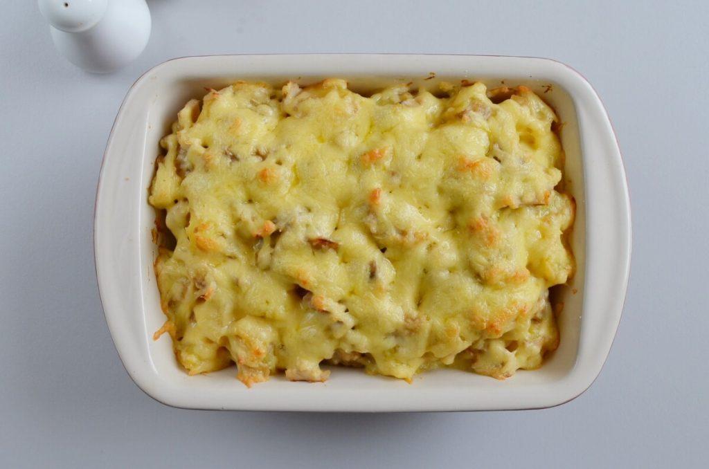 Easy Leftover Chicken and Potato Casserole recipe - step 7
