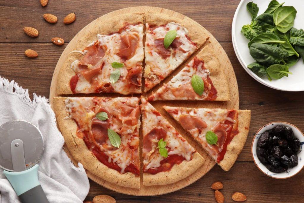 How to serve Gluten-Free Keto Pizza Dough