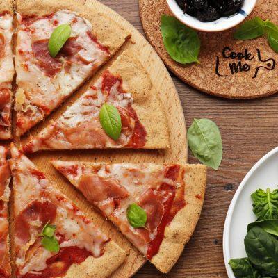 Gluten-Free Keto Pizza Dough Recipe-Almond Flour Keto Pizza Crust-Low Carb Pizza Crust