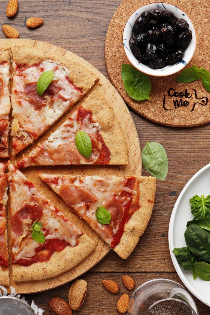 Gluten-Free Keto Pizza Dough