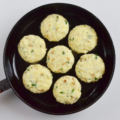 Indian Cabbage Cutlets recipe - step 6