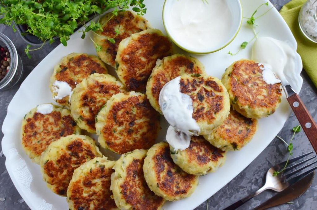 How to serve Indian Cabbage Cutlets