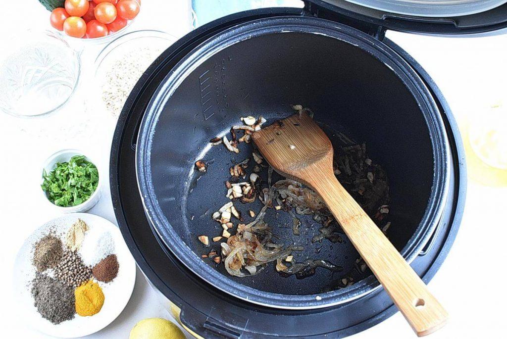 Instant Pot Mujadara recipe - step 4