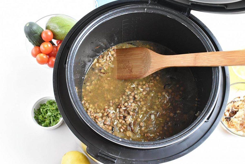 Instant Pot Mujadara recipe - step 5