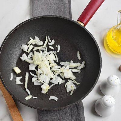 Lean Turkey Kotlety with Mushroom Filling recipe - step 1