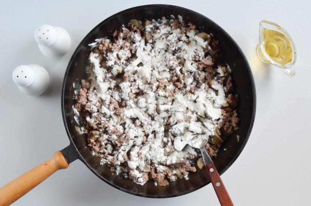 One Pot Ground Beef Stroganoff recipe - step 4