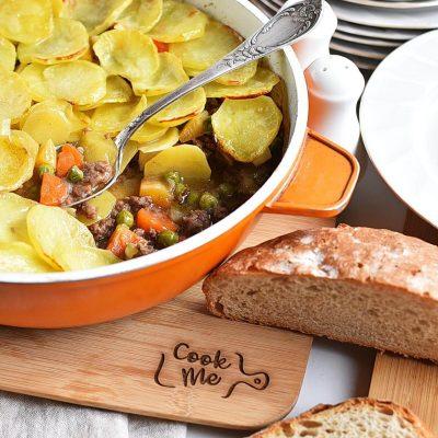 One Pot Minced Beef Hotpot Recipes–Homemade One Pot Minced Beef Hotpot–Eazy One Pot Minced Beef Hotpot