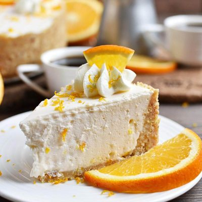 Orange Creamsicle Pie Recipes–Homemade Orange Creamsicle Pie–Eazy Orange Creamsicle Pie