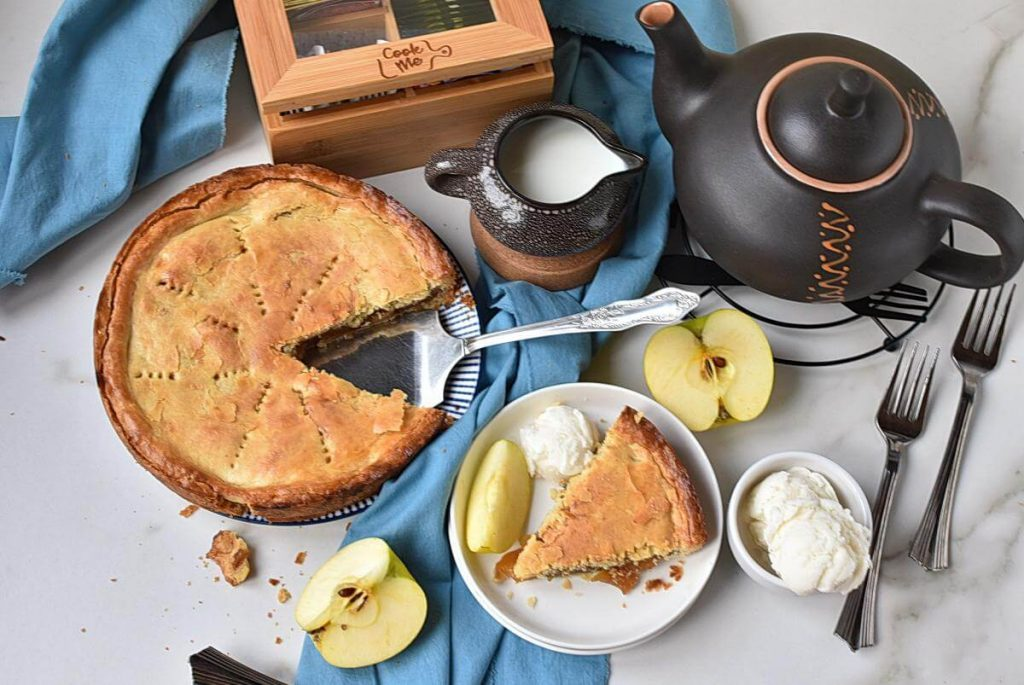 How to serve Perfect Apple Pie