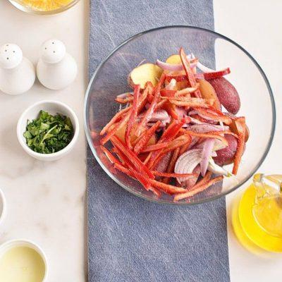 Pork Chops with Orange-Avocado Salsa recipe - step 3