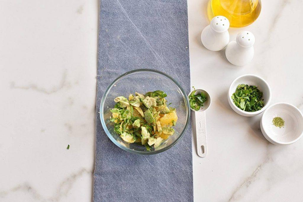 Pork Chops with Orange-Avocado Salsa recipe - step 4