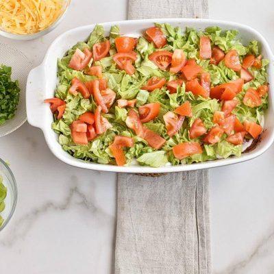 How to serve Potluck Taco Casserole