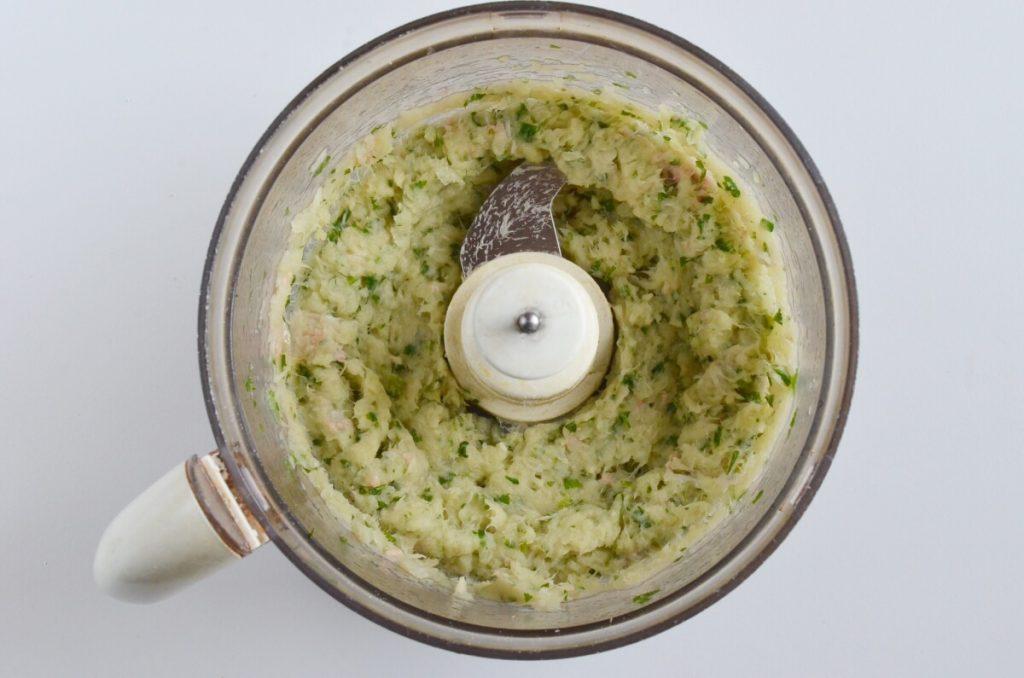 Quick Cilantro Fish Cakes recipe - step 3