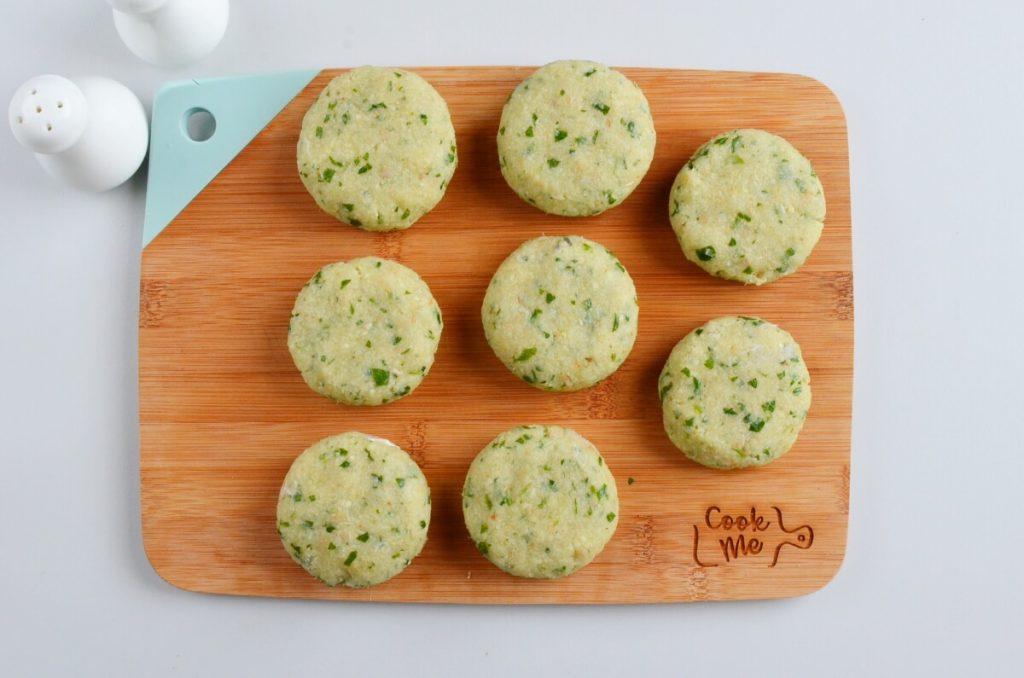 Quick Cilantro Fish Cakes recipe - step 5