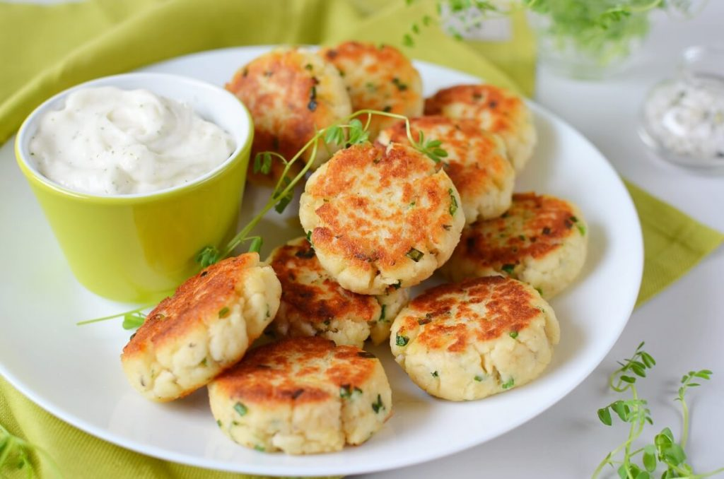 How to serve Quick and Easy Fish Cakes