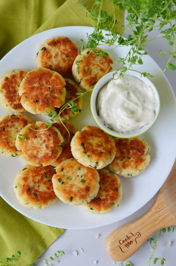 Quick and Easy Fish Cakes
