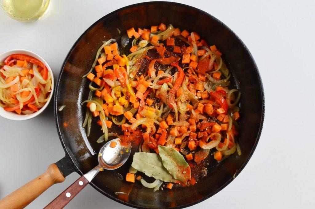 Easy Vegan Biryani – Indian Rice Dish recipe - step 4