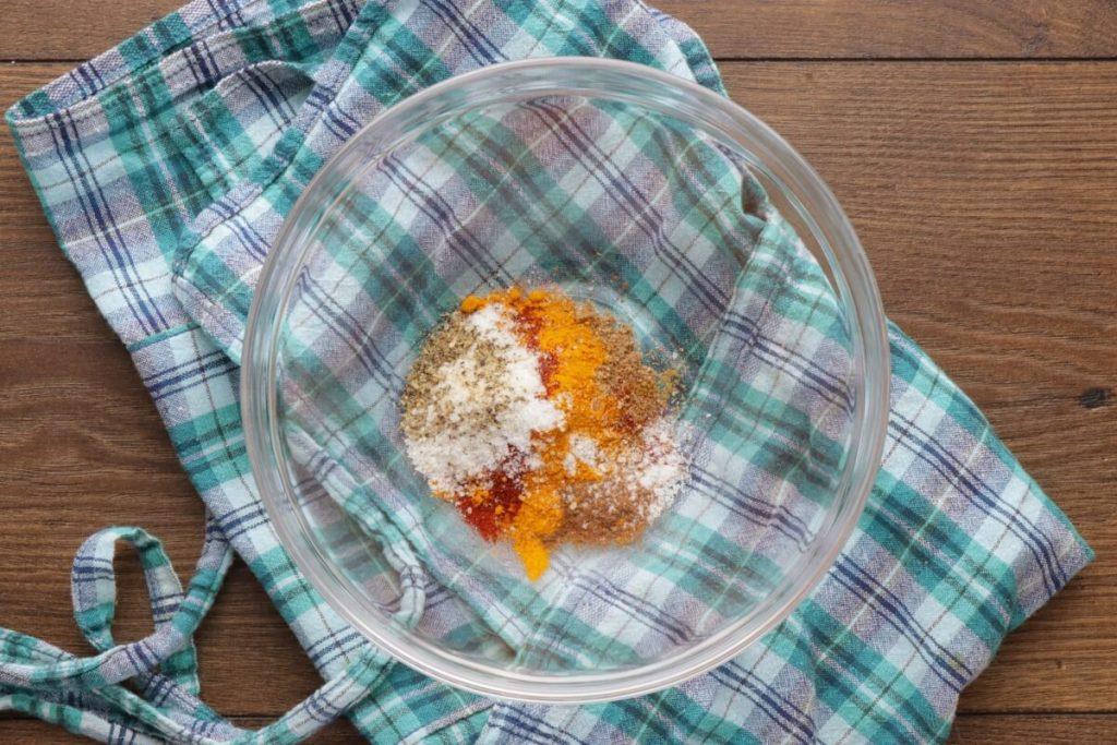 Roasted Cauliflower & Potato Curry Soup recipe - step 1