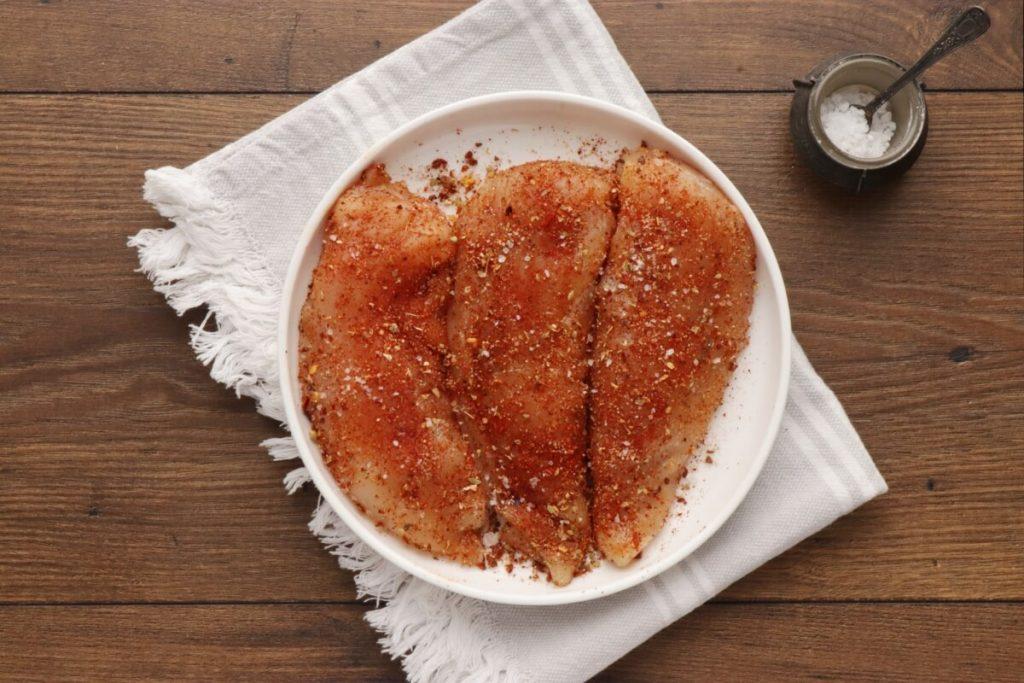 Santa Fe Skillet Chicken recipe - step 2