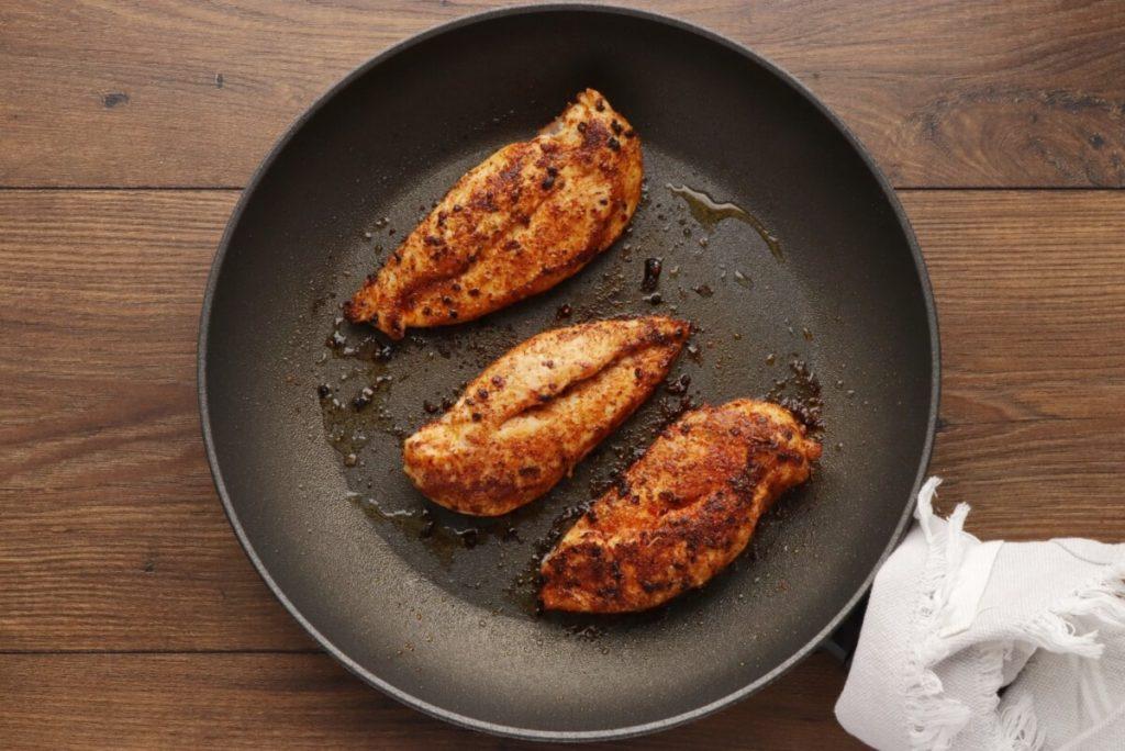 Santa Fe Skillet Chicken recipe - step 3
