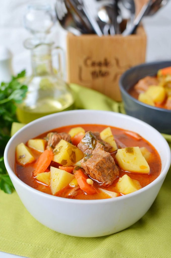 Perfect cold weather soup