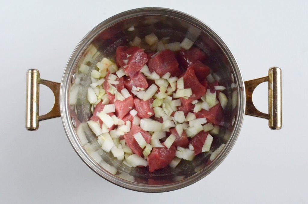 Steak Soup recipe - step 1