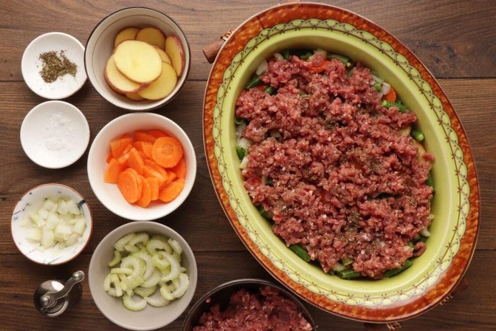 Vegetable Beef Casserole recipe - step 3