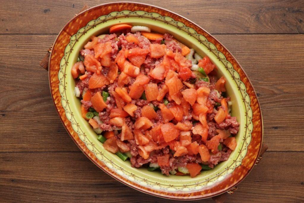 Vegetable Beef Casserole recipe - step 4
