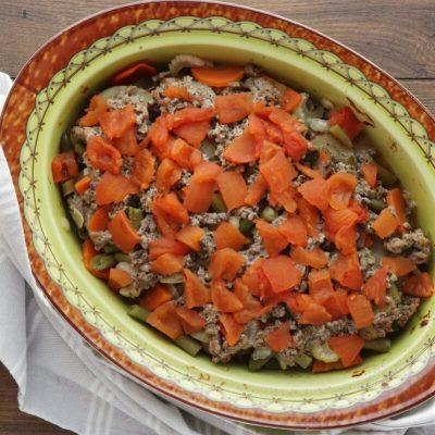 Vegetable Beef Casserole recipe - step 5