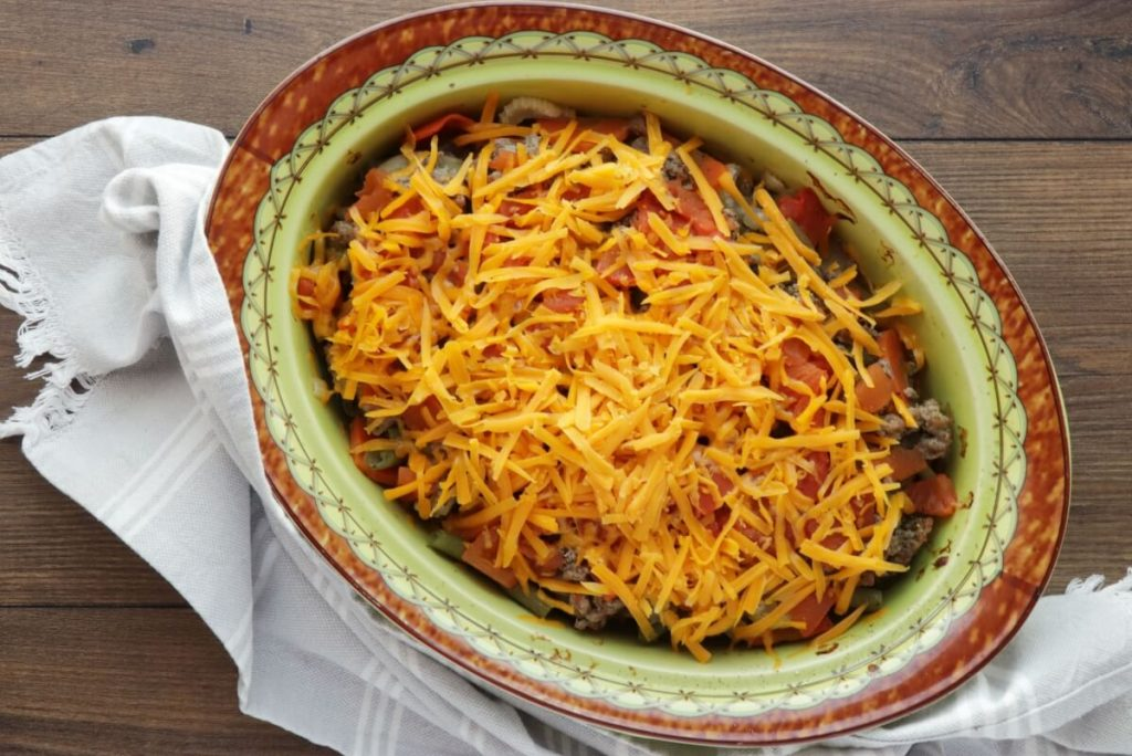 Vegetable Beef Casserole recipe - step 6