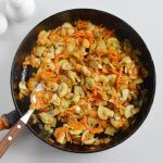 Vegetarian Buckwheat and Mushroom Croquettes recipe - step 3