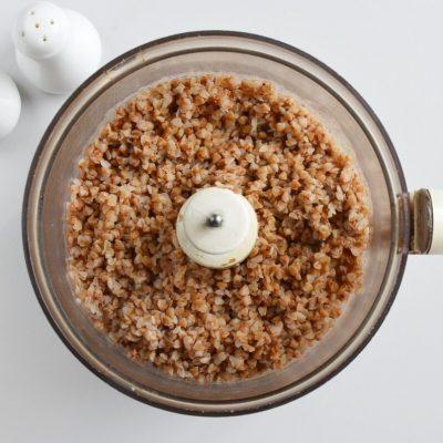 Vegetarian Buckwheat and Mushroom Croquettes recipe - step 2