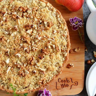 Yummy Crunchy Apple Pie Recipe-How To Make Yummy Crunchy Apple Pie-Delicious Yummy Crunchy Apple Pie