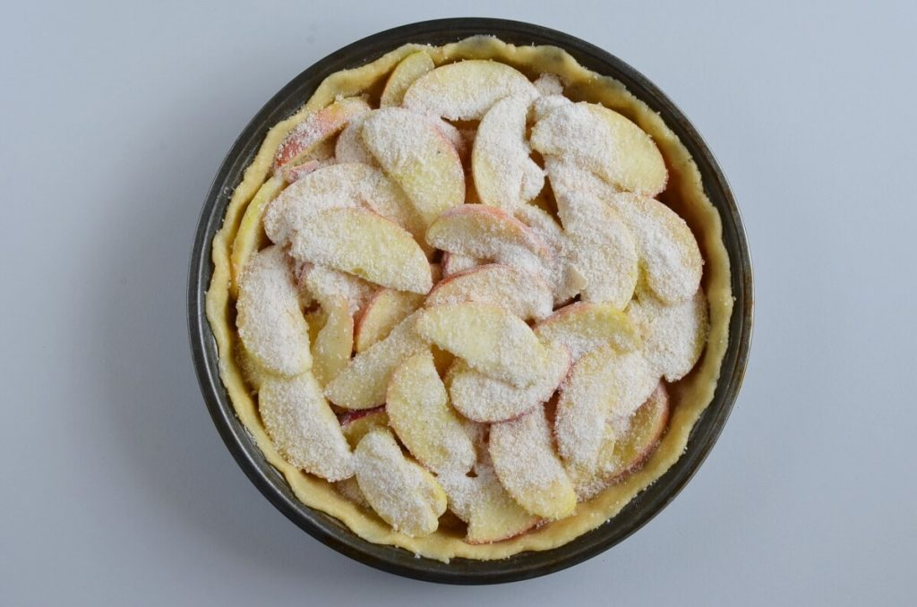 Yummy Crunchy Apple Pie recipe - step 5