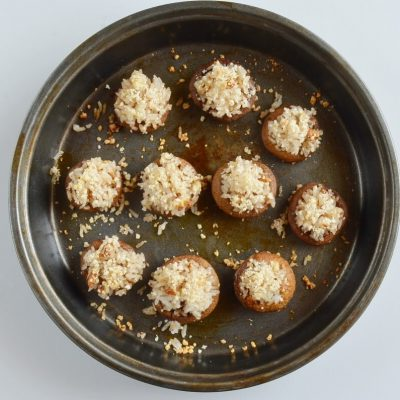 7-Ingredient Vegan Stuffed Mushrooms recipe - step 8
