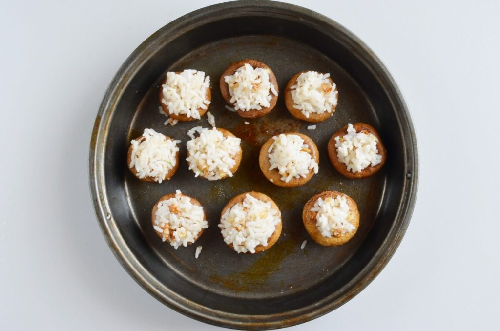7-Ingredient Vegan Stuffed Mushrooms recipe - step 7