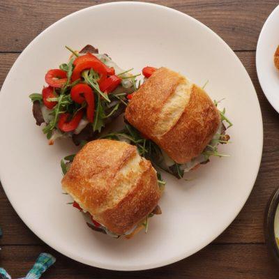 Best Steak Sandwich recipe - step 7